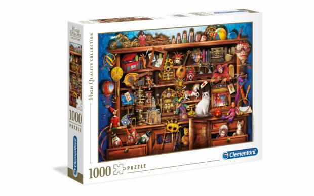 Starinarnica- Clementoni sestavljanka/puzzle, 1000 kosov