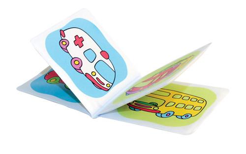Baby knjigica Unikatoy-1