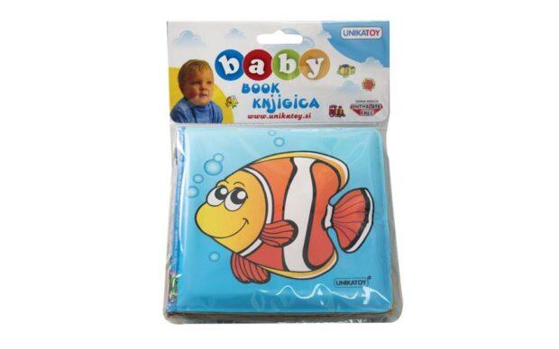 Baby knjigica Unikatoy-2