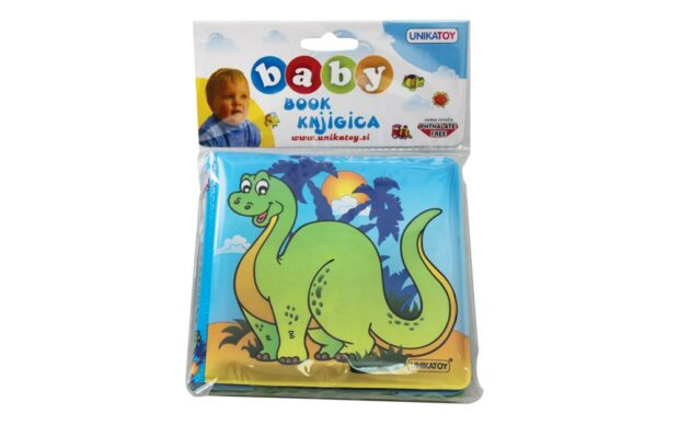 Baby knjigica Unikatoy-3