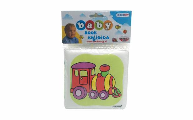 Baby knjigica Unikatoy-4