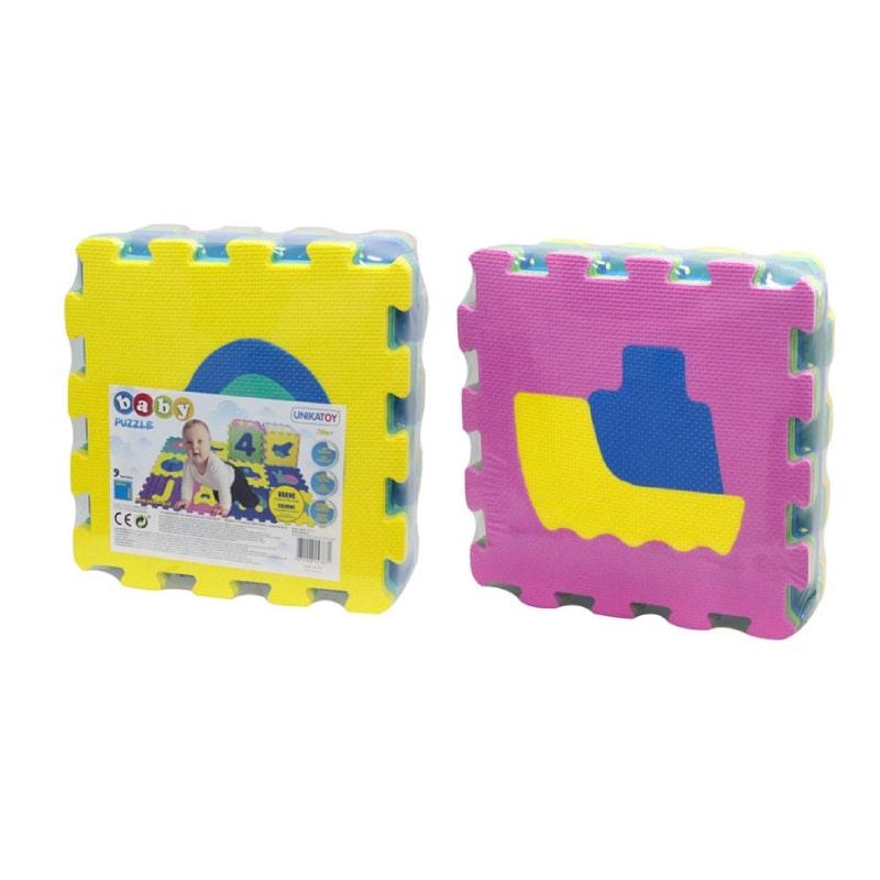 Baby penaste puzzle Unikatoy