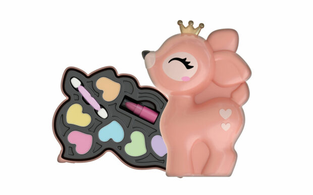 Mala make-Up ličila Bambi, Crazy Chic-Clementoni-Poškodovana embalaža-1