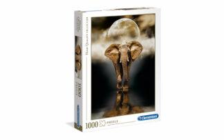 The elephant - Clementoni sestavljanka/puzzle, 1000 kosov
