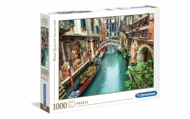 Venice canal - Clementoni sestavljanka/puzzle, 1000 kosov