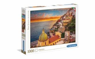 Positano- Clementoni sestavljanka/puzzle, 1000 kosov