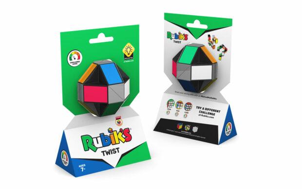 Rubikova kocka Twist - serija 2-1