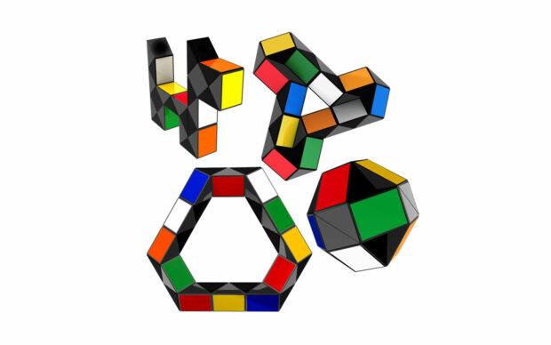 Rubikova kocka Twist - serija 2-2