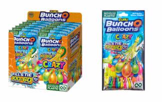 Bunch O Balloons, Crazy, 100 kosov
