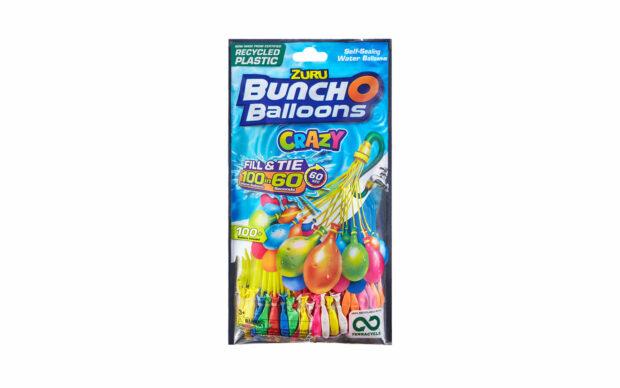 Bunch O Balloons, Crazy, 100 kosov-1