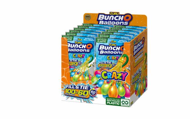 Bunch O Balloons, Crazy, 100 kosov-3