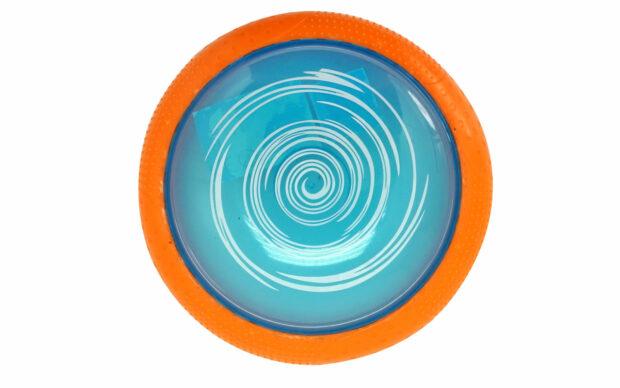 Frizbi z gumo, 24 cm-1