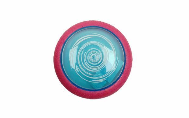 Frizbi z gumo, 24 cm-2