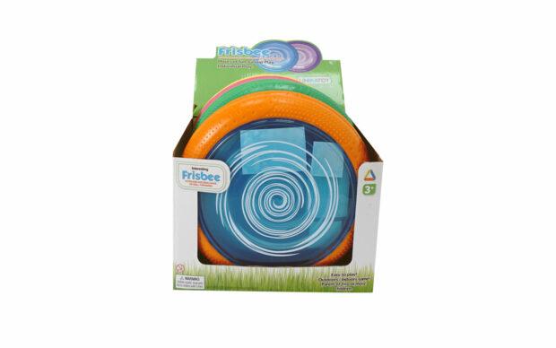 Frizbi z gumo, 24 cm-4