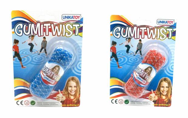 Gumitwist Unikatoy