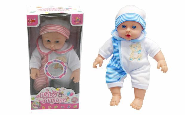 Mehki dojenček, 30 cm