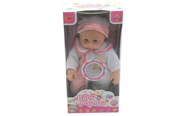 Mehki dojenček, 30 cm-2