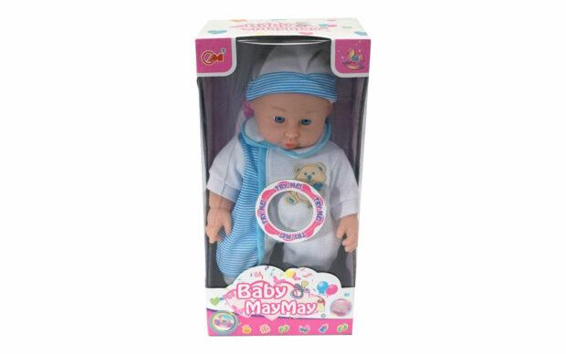 Mehki dojenček, 30 cm-3