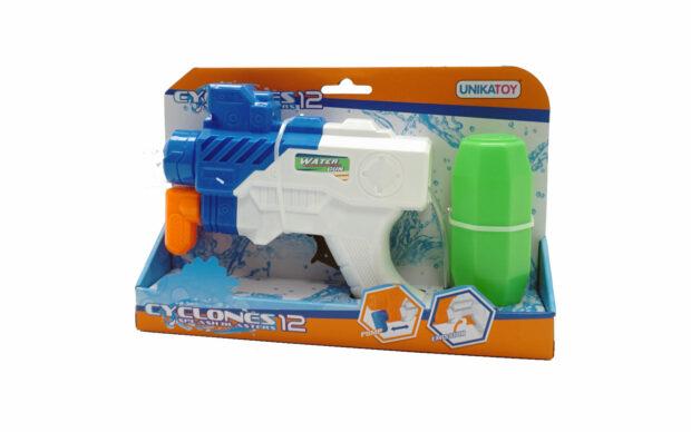 Vodna puška 12 Cyclones, 28 CM-Unikatoy-2