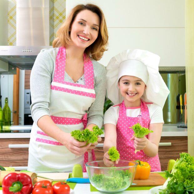 Kuhanje z otroki
