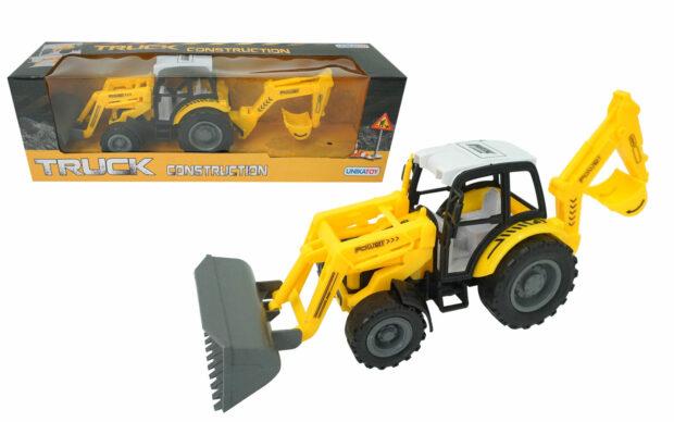 Delovno vozilo (bager,kopač), 27 cm - Poškodovana embalaža