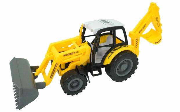 Delovno vozilo (bager,kopač), 27 cm - Poškodovana embalaža-1