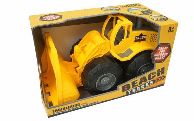 Gradbeno vozilo, 26 cm-Poškodovana embalaža-2