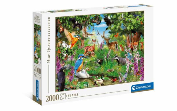 Gozd- Clementoni sestavljanka/puzzle, 2000 kosov