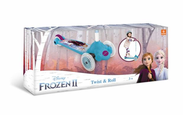 Skiro twist & roll baby Frozen, Mondo-3