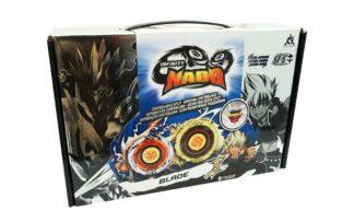 Infinity Nado crack - fiery blade-Poškodovana embalaža