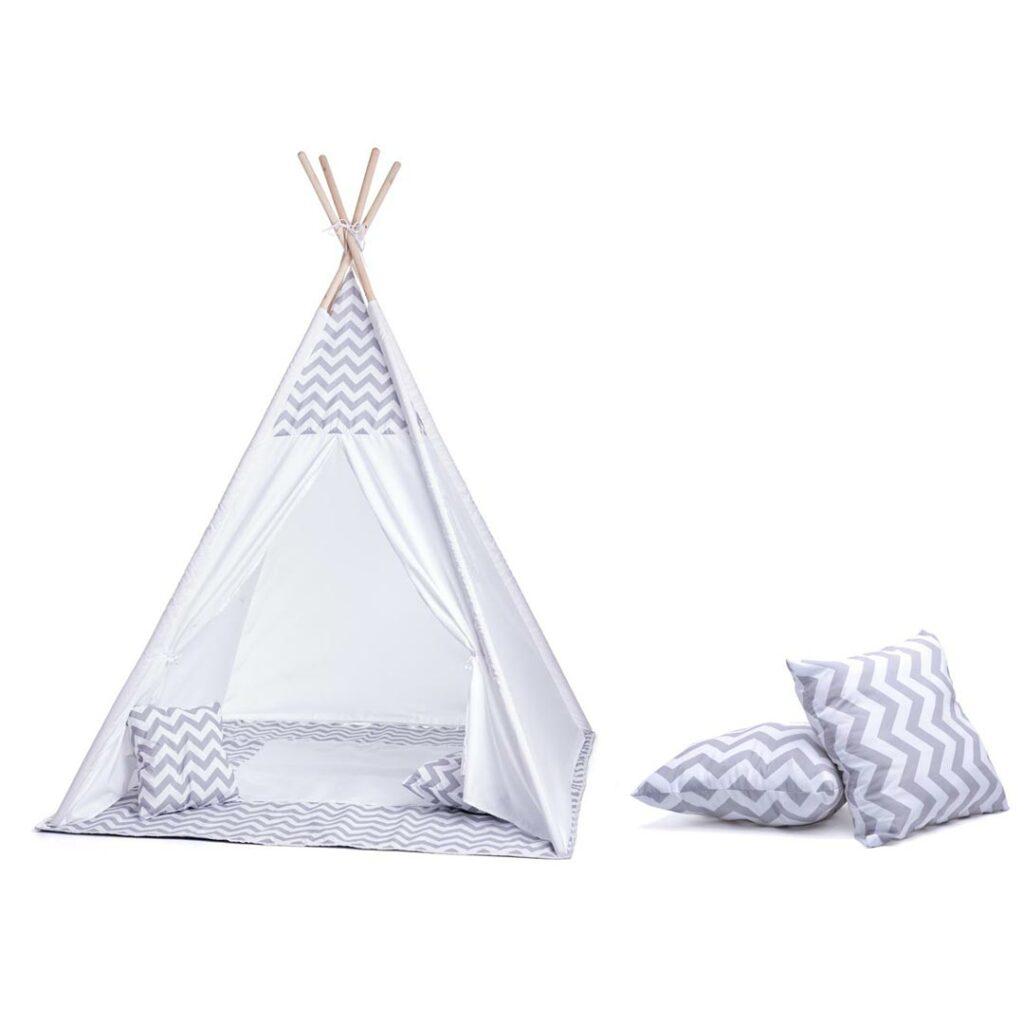 Indijanski šotor, Woody