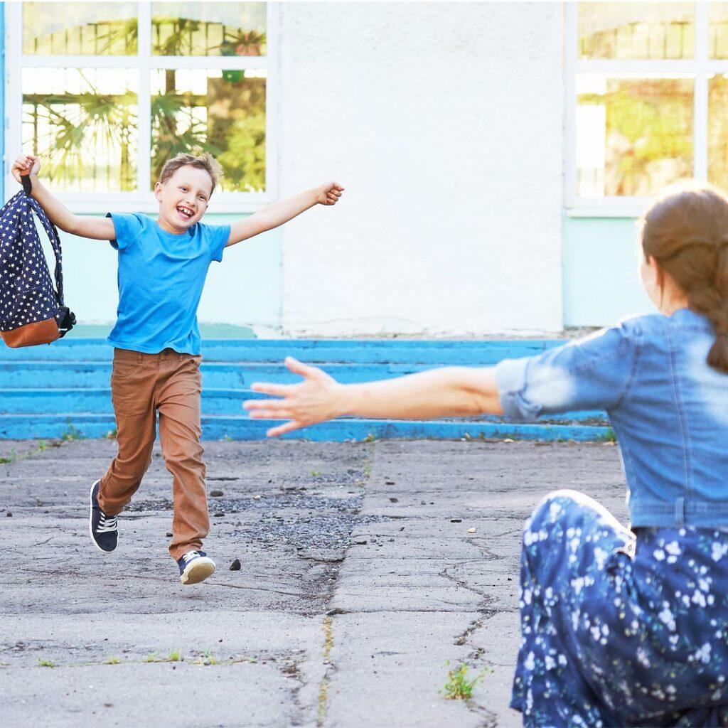 Konec šole