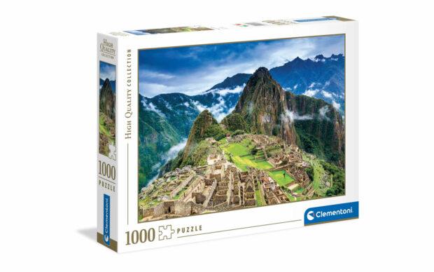 Machu Pichu - Clementoni sestavljanka/puzzle, 1000 kosov