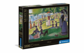 A sunday on la grande Jatte - Clementoni sestavljanka/puzzle, 1000 kosov