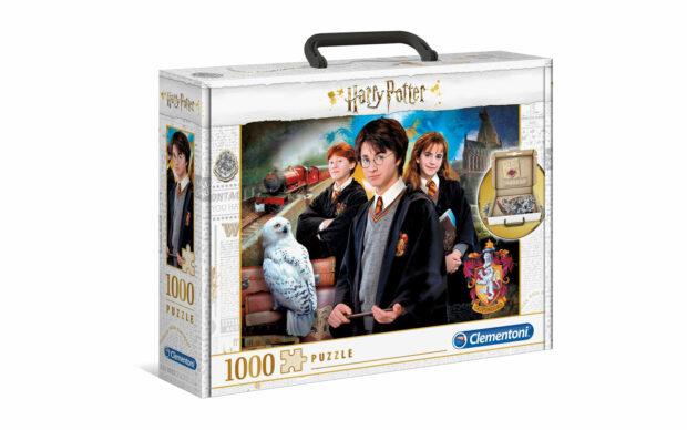 Harry Potter- Clementoni sestavljanka/puzzle, 1000 kosov