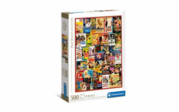 Klasična romanca- Clementoni sestavljanka/puzzle, 500 kosov
