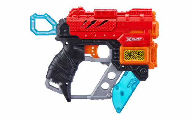Pištola Dino Extinct, X-Shot, Zuru-1