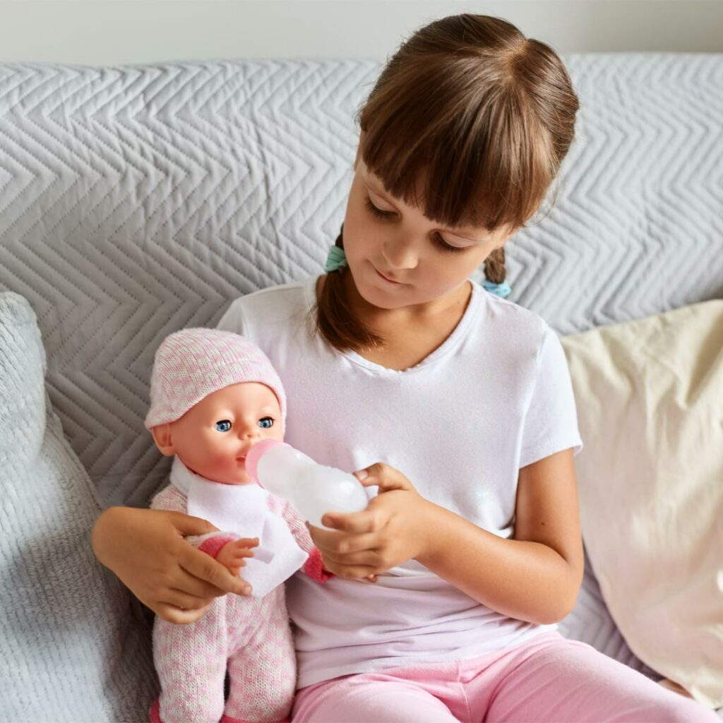 Igra z lutkami