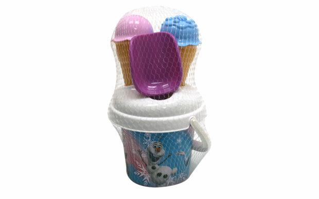 Kantica Frozen+ sladoled, set-Poškodovana embalaža-1