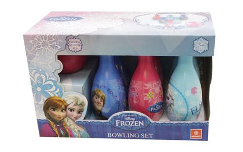 Keglji Frozen 2-Poškodovana embalaža-2