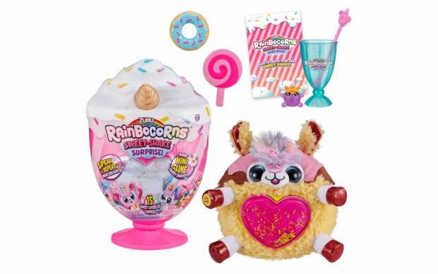 Plišasti Rainbocorns Sweet Shake Surprise, Zuru-Poškodovana embalaža-1