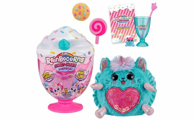 Plišasti Rainbocorns Sweet Shake Surprise, Zuru-Poškodovana embalaža-2