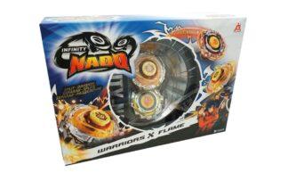 Infinity Nado split - warriors/flame-Poškodovana embalaža