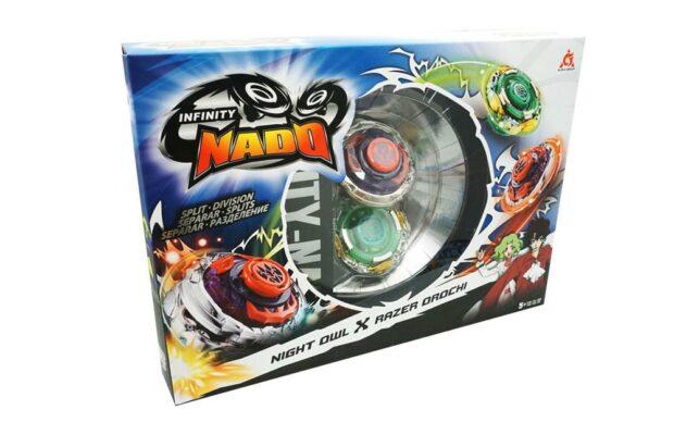 Infinity Nado split - night owl/razer orochi-Poškodovana embalaža
