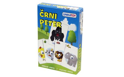 Karte Črni Peter, Unikatoy-Poškodovana embalaža-2