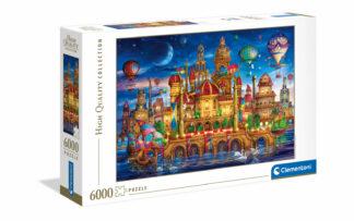 Downtown - Clementoni sestavljanka/puzzle, 6000 kosov