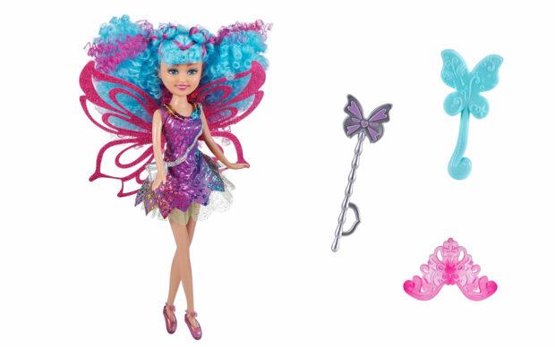 Set punčke Sparkle Girlz-lasje, 27 cm, Zuru-1
