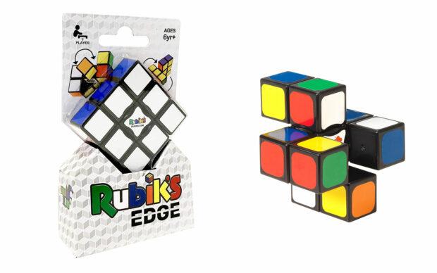 Rubikova kocka Edge, 60 x 60 x 20 mm - Poškodovana embalaža