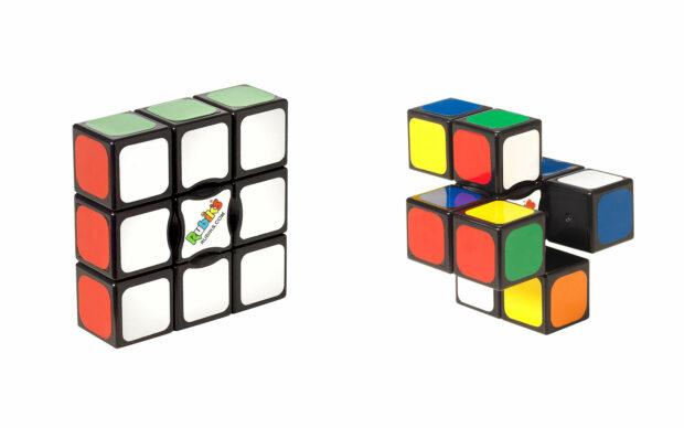 Rubikova kocka Edge, 60 x 60 x 20 mm - Poškodovana embalaža-2