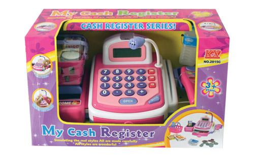 Blagajna My cash, set-Poškodovana embalaža